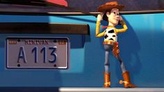 The story behind A113, mysterious number in every Pixar movie - Entertainment - TODAY.com