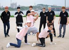 BTS en Running man episodio 300