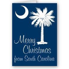 Merry Christmas from South Carolina