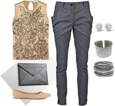 """Coffee ?"" by eleahs on Polyvore"