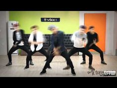 VIXX   On and On   K-Pop   Note: My favorite pop choreography right now! They are seriously talented to clean it up this well! And super hottttt... >.>