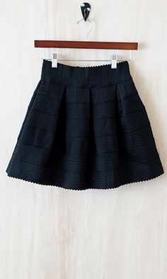 Love this Bubble skirt, so chic!! Great website too  (http://www.shopconversationpieces.com/bandage-skirt-black/)