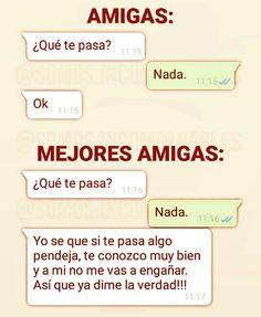 Sígueme como GSánchez. Only Teen, Love You Friend, Love Phrases, Spanish Memes, Best Friends Forever, Love Messages, Bts Memes, Positivity, Humor
