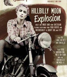 Hillbilly Moon Explosion
