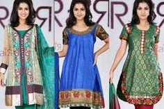 Stylish Latest Salwar Kameez Designs 2014. #salwarkameez, #pakistanisalwarkameez, #indiansalwarkameez