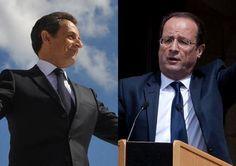 Interdiction de filmer profil et calvitie… Les exigences de Sarkozy et Hollande au débat de ce soir