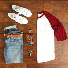Perfect outfit for a perfect Saturday ✌️️ Do you like this outfit ⁉️ Follow for more: @votrends ✅ Outfit by: @chrismehan