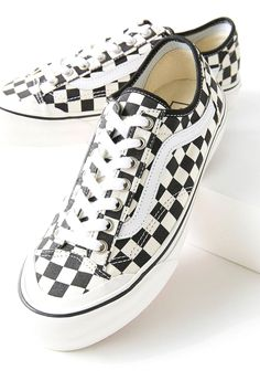 5312eedfc4c Urban Outfitters Vans Style 36 Decon Sf Checkerboard Sneaker - W