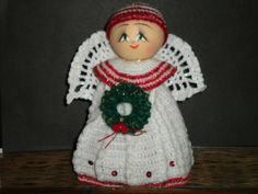 angel a crochet