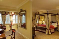 fabulous hotel bedrooms @lougherneresort  The-faldo-suite | our hip hub