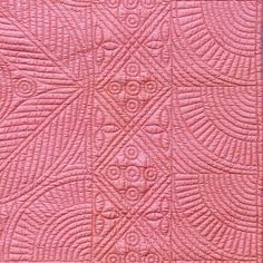 Welsh Quilting Rulers, Longarm Quilting, Free Motion Quilting, Machine Quilting Patterns, Quilting Ideas, Quilt Patterns, Antique Quilts, Vintage Quilts, Whole Cloth Quilts