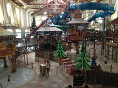 Are you looking for a quick family getaway? The Great Wolf Lodge in Niagara Falls is close enough to make that happen.