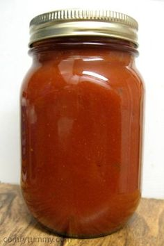 SCD barbeque sauce....((A note about honey: If you can find Buckwheat Honey, pick some up. It is dark in color and pungent in flavor, very similar to molasses and makes a great substitution for it in recipes. I made this sauce with regular golden honey, but it reminded me that I need to pick up some more buckwheat honey from my local farmer's market since I'm all out of it.))
