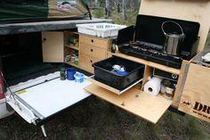camping trailer ideas - Google Search