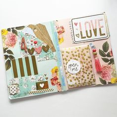 My first incoming mail from @taramail_ So much pretty! #snailmail #happymail