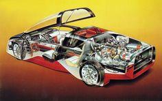 Interesting Aerodynamic Cars (Mike Vetter's ETV, also Avion ...