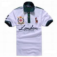 Welcome to our Ralph Lauren Outlet online store. Ralph Lauren Mens 2012 Olympic Games Polo