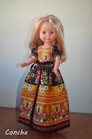 De campo (año 74)           De compras (creación propia)          De fiesta (conjunto Nancy New 2011)               De largo ...