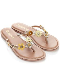 Daisy Bloom Sandals | Multi | Accessorize