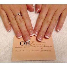 How cute is French polish! Love these simple pretty gel nails #ohmynails #ohbeauty #nailinspo #nails #nailpolish #nailstagram #nailsdid #nailsdone  #nailsoftheday #nailsoftheweek #nailartdesign #nailartaddiction #nailartlove #nails2inspire #gelnails #shrewsbury #shrewsburynails