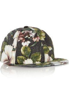 ALE ET ANGE tropical flower cap Chapéus Com Flores 75cc51d53d5