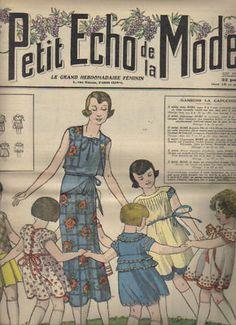 ECHO SMALL FASHION 1931 No. 26