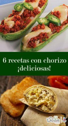 recetas con chorizo | CocinaDelirante