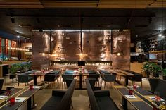 Foo and Forest Restaurant by Yod Design Lab