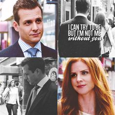 Harvey and Donna = awesome. Suits on USA