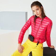 "SAILERstyle auf Instagram: ""FARBEXPLOSION // Die Saison #SS2020 ist bunt! ⠀⠀⠀⠀⠀⠀⠀⠀⠀ SHOP NOW ➡️ #linkinbio⠀⠀⠀⠀⠀⠀⠀⠀⠀ ⠀⠀⠀⠀⠀⠀⠀⠀⠀ 🍋 #gelb⠀⠀⠀⠀⠀⠀⠀⠀⠀ 🍊 #orange⠀⠀⠀⠀⠀⠀⠀⠀⠀ 🍉…"" Moncler, Glamouröse Outfits, Red Leather, Leather Jacket, Business Outfit, Blazer, Elegant, Mantel, Orange"