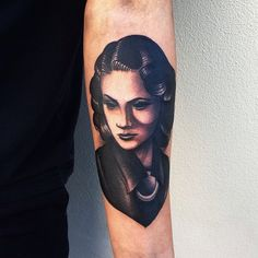 Tattoo by Pari Corbitt @pari_corbitt