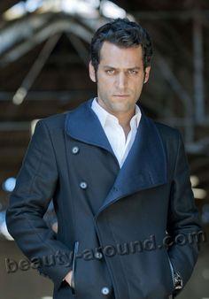 Murat Yildirim model photo