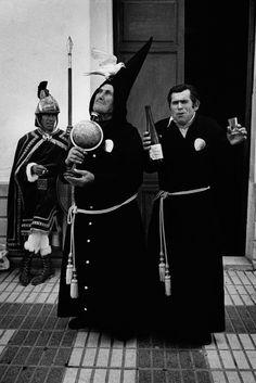 Castrillo de Murcia (Burgos) 1975 (el Colacho)     Bercianos de Aliste (Zamora) 1975 (procesión del Cristo)     Sarracín de Aliste (Zamo...