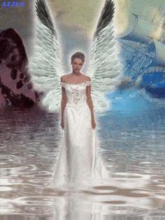 Angel for Heavenly Spa Board Friends