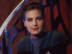 "I got: Jadzia Dax! Which ""Star Trek Deep Space Nine"" Character Are You? #BringJadziaBack #WeWantWorf"