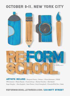 Re:Form School | HunterGatherer