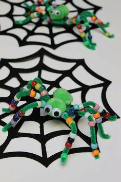 Lieve spinnen...