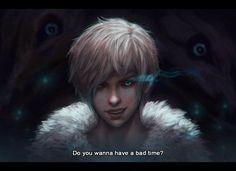 Final Boss Sans - Undertale [Human Version] by serafleur.deviantart.com on @DeviantArt