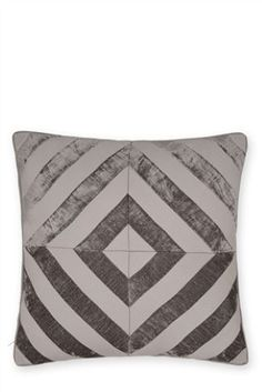 Buy Charcoal Circle Embellished Cushion from the Next UK online shop