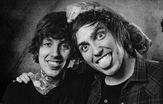 Oliver Sykes, Bring Me The Horizon & Josh Franceschi, You Me At Six