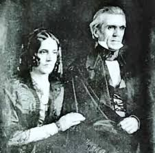 James K. Polk increased the size of the United States more than any other president through the acquisition of California and New Mexico as a result of the Mexican-American War. All Us Presidents, Presidents Wives, American Presidents, Mexican American War, American History, James K Polk, First Lady Of America, Our President, Historical Images