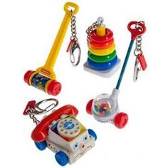 Fisher Price Classic Toy Keychain