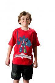 Camiseta Power Rangers No Megazord - CamisetasOnova c1a273b0d143d