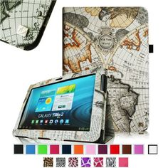 Fintie Slim Fit Folio Case Cover for Samsung Galaxy Tab 2 10.1 inch Tablet - Map White Fintie,http://www.amazon.com/dp/B00E91J5YI/ref=cm_sw_r_pi_dp_TSSysb14K5N5MDVQ