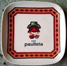 CAFFÈ PAULISTA - Rendiresto / Posacenere pubblicitario Advertising ashtray