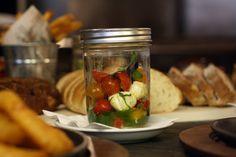 salad in a jar!