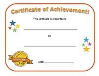 97 best certificates images classroom organization award