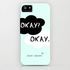 The Fault In Our Stars Phone Case! ♡