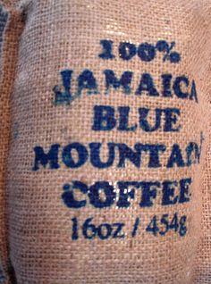 100% Jamaica Blue Mountain Coffee
