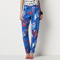 d3cc0eefad3da Jupe-culotte fluide imprimée extra large femme   Mode   Jupe culotte, Pantalon  fluide et Collection